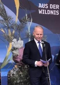 Jari Leppä, Minister für Land- und Forstwirtschaft