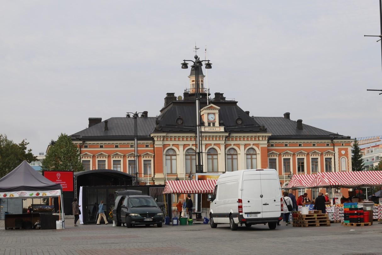 Oulu-Kuopio