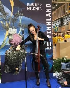Cellistin Magdalena Valkeus